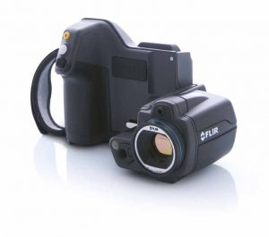 Termocamera FLIR T440bx Frontale