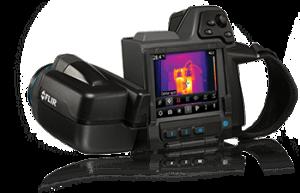 Termocamera FLIR T440bx