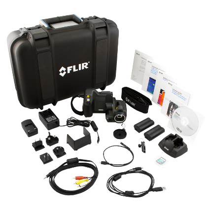 Termocamera FLIR T440bx Contenuto della confezione