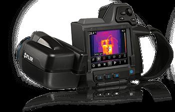 Termocamere FLIR serie T - T420bx