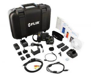 Termocamera FLIR T640bx Contenuto della confezione