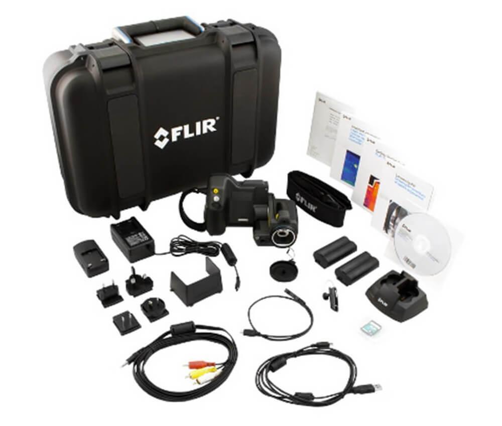 Termocamera FLIR T620bx Contenuto della confezione