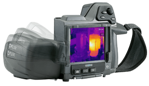 Termocamera FLIR T420bx con orientamento automatico