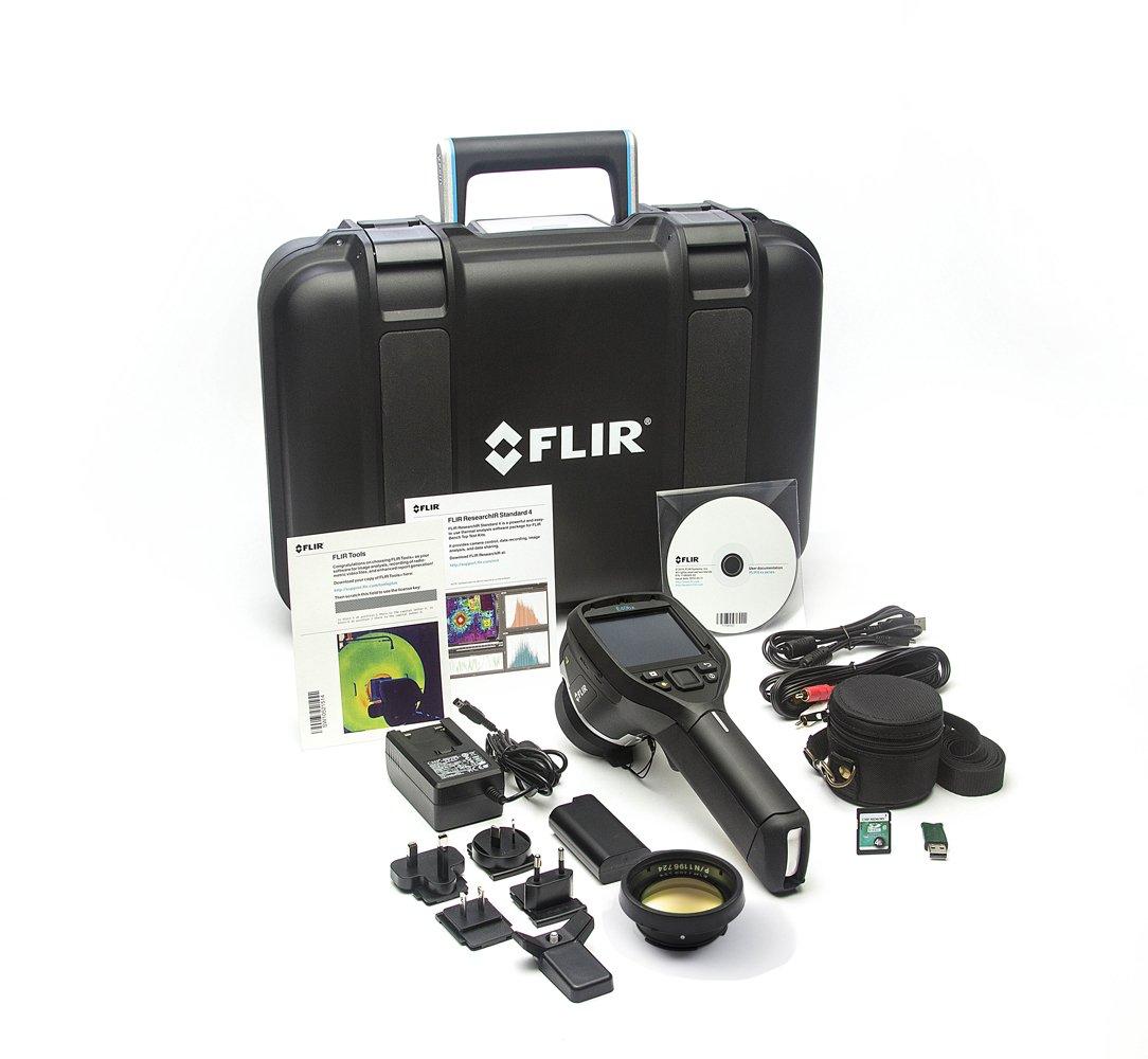 Termocamera FLIR E40 USATA contenuto della confezione