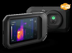 FLIR C5 termocamera tascabile potente