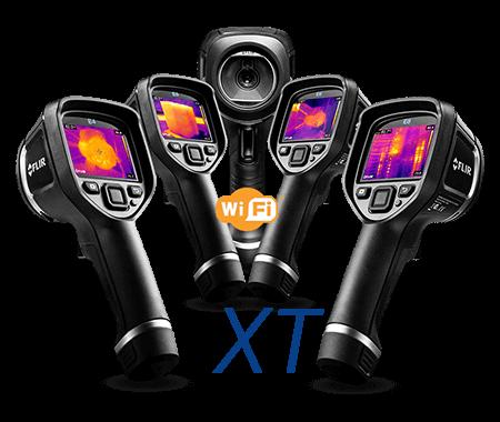 Termocamere FLIR Serie Ex-XT