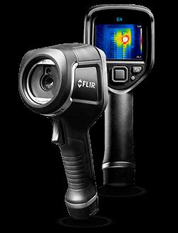 Termocamere FLIR serie Ex - FLIR E4