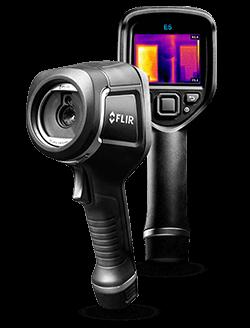 Termocamera usata FLIR E5