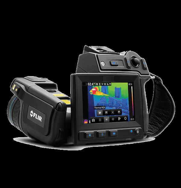 Termocamere FLIR serie T - T640bx