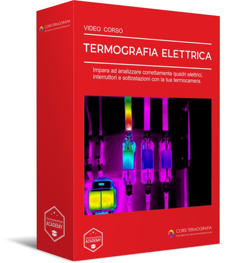 Corso Termografia Elettrica