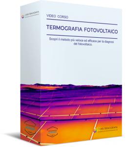 Corso Termografia Fotovoltaico