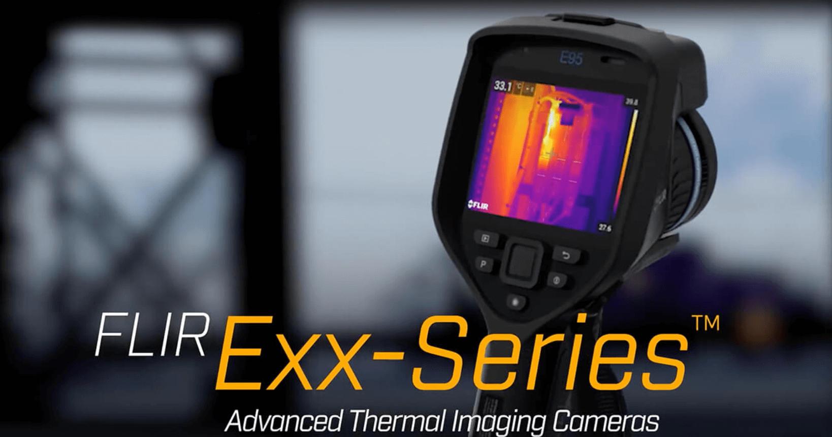 Termocamere FLIR Exx 75_85_95 home