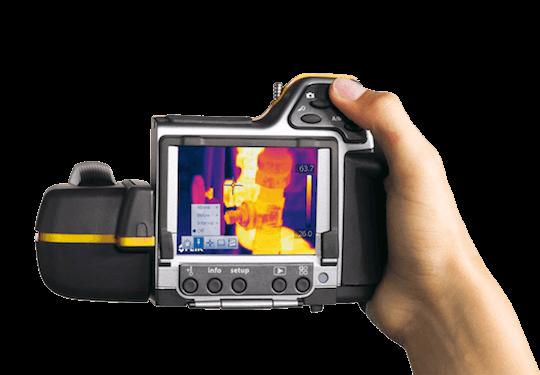 Termocamera usata FLIR B250 big img