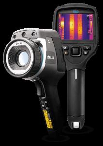 Termocamera FLIR E50bx