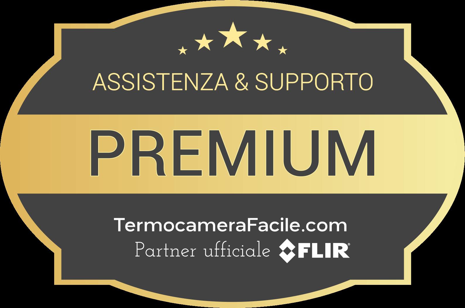 Assistenza Premium Termocamerafacile