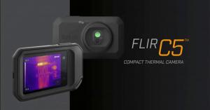 Termocamera FLIR C5