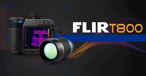 Termocamare FLIR serie T800