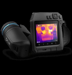 Termocamera FLIR T530