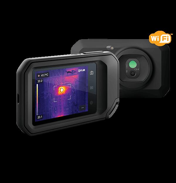 Termocamera FLIR C3 X