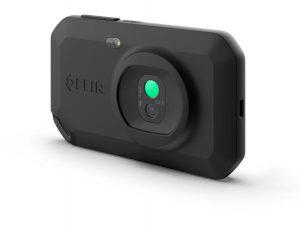 Termocamera FLIR C3-X Frontale