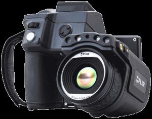 Termocamera FLIR Serie T Frontale