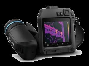 Termocamere FLIR serie T800