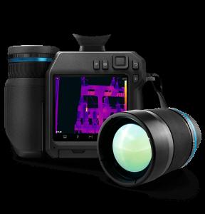 Termocamera FLIR T840