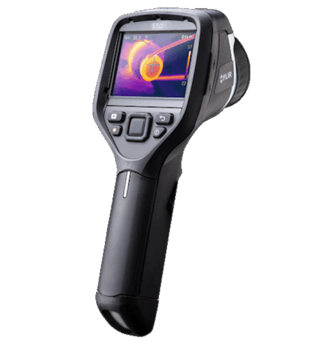Termocamere usate FLIR E50