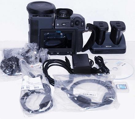 Termocamera FLIR T1010 Contenuto della confezione