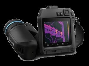 Termocamera FLIR T840 L'evoluzione della termografia