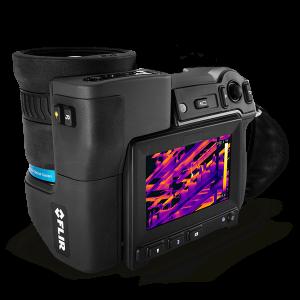 Termocamera FLIR T1010