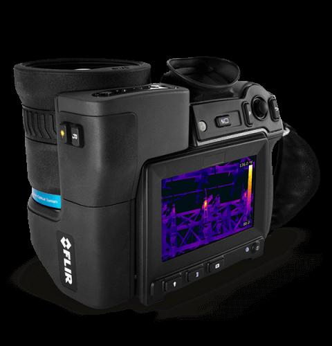Termocamere FLIR serie T1K - T1020