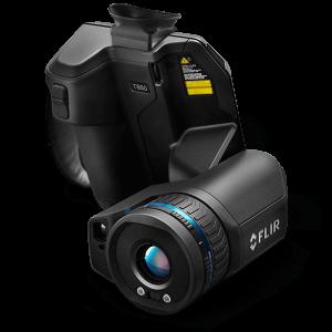Termocamera FLIR T860