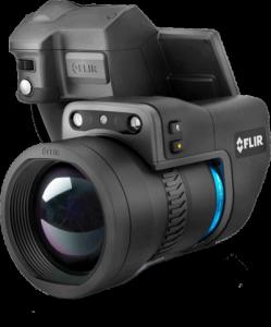 Termocamera FLIR T1010 in alta definizione