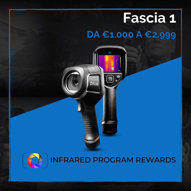 FLIR Infrared Program Rewards - Fascia 1