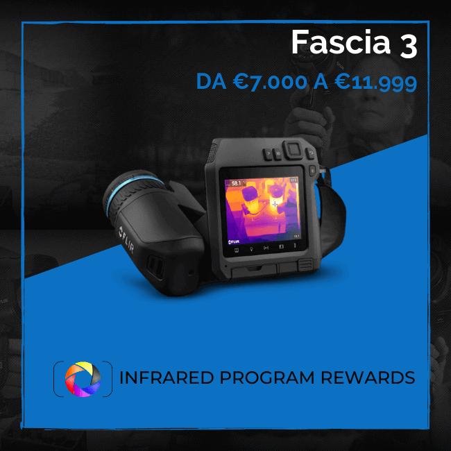 FLIR Infrared Program Rewards - Fascia 3