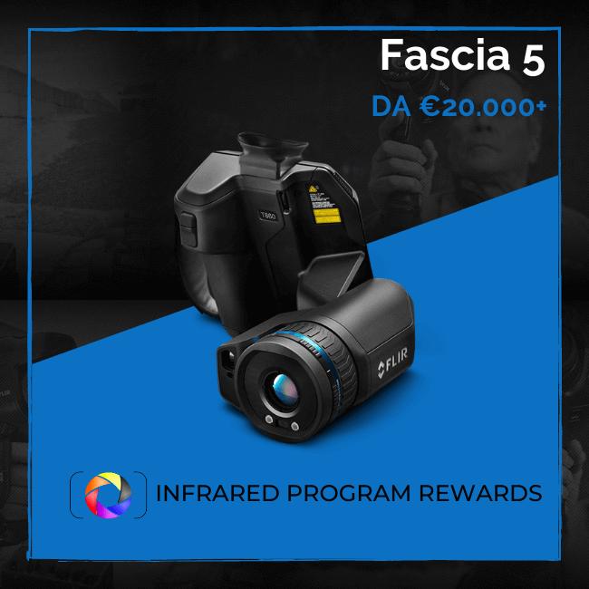 FLIR Infrared Program Rewards - Fascia 5
