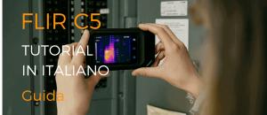 FLIR C5 - Tutorial in Italiano