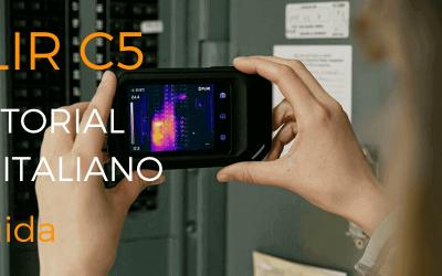 FLIR C5 – Tutorial in Italiano