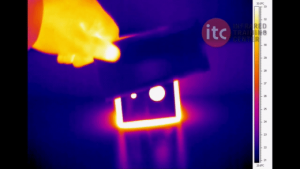 Obiettivi termocamere - vetro opaco nell'infrarosso